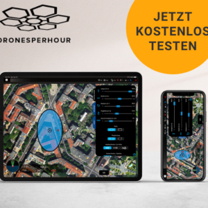 One Click Drone App