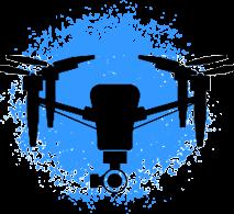 drone blue paint